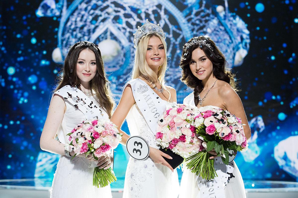 Победит первого конкурса красоты