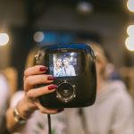 Новинка фотокамера Instax SQ 10